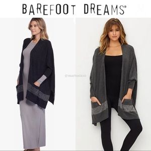 Barefoot Dreams Cozychic Lite Cliffside Wrap OS